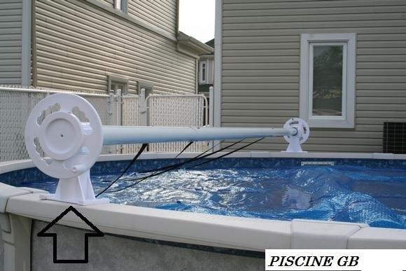 Piscine gatineau quebec outaouais kit piscines for Chauffer une piscine solaire